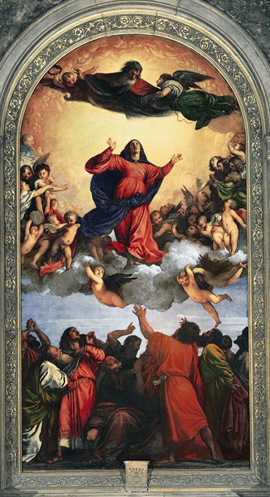 Thánh Mẫu thăng thiên