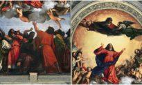 Hội họa Phục hưng: Tiziano Vecelli bồi hồi giữa Thiên đường và thế tục