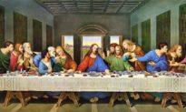 """Bích họa """"Bữa ăn tối cuối cùng"""" của danh họa Leonardo da Vinci: Chúa là trung tâm của câu chuyện"""