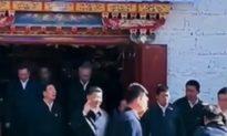 Tại sao ông Tập đến thăm Tây Tạng thay vì vùng lũ Hà Nam?
