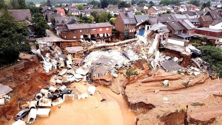Số ca tử vong lịch sử trong trận lũ lụt 'nghìn năm có một' ở Trung Quốc