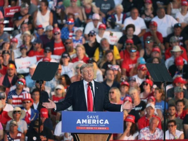 Khảo sát: Tổng thống Trump duy trì vị trí thống trị trong cử tri đảng Cộng hòa