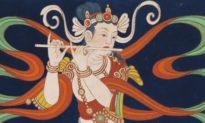 """""""Bức tượng Phật hai đầu"""" ở Đôn Hoàng ẩn chứa câu chuyện cảm động"""