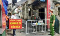 Hà Nội: Thêm 1 bảo vệ Công ty SEI - KCN Thăng Long mắc COVID-19