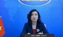 Việt Nam phản đối Trung Quốc đưa tàu khảo sát quần đảo Hoàng Sa