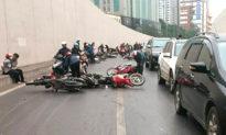 6 tháng đầu năm, Việt Nam xảy ra 6.340 vụ tai nạn giao thông, làm chết 3.192 người
