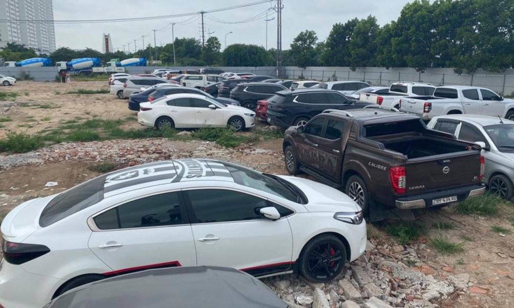 Hà Nội: Khởi tố vụ án và 4 bị can vụ trộm cắp, tiêu thụ gần 100 xe ô tô