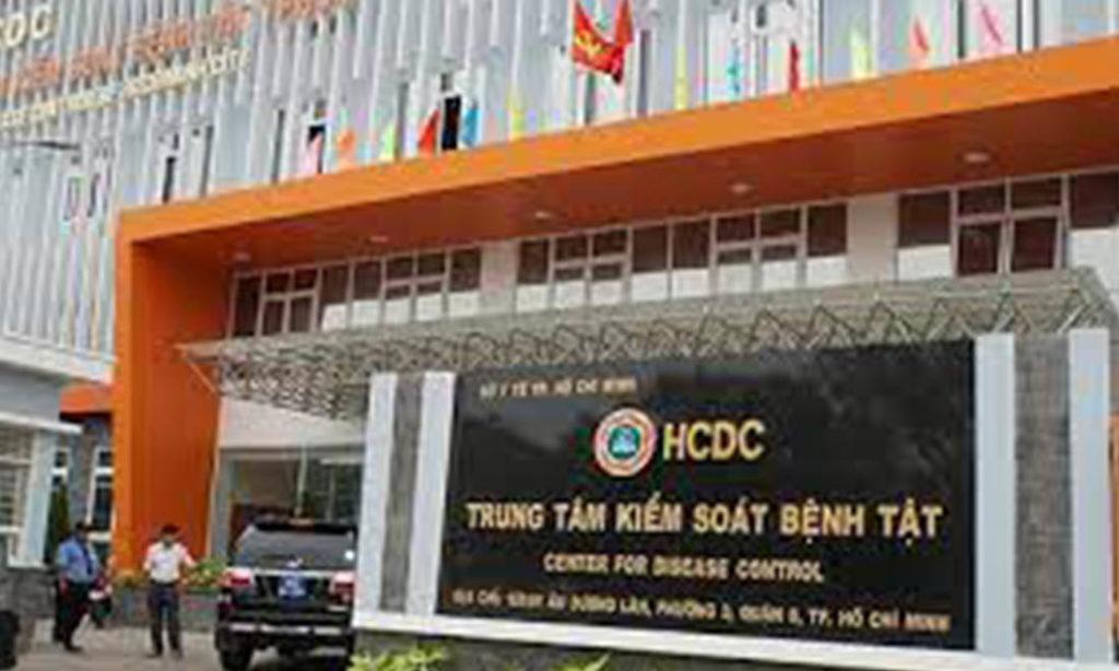 Thay đổi Giám đốc Trung tâm kiểm soát bệnh tật TP.HCM