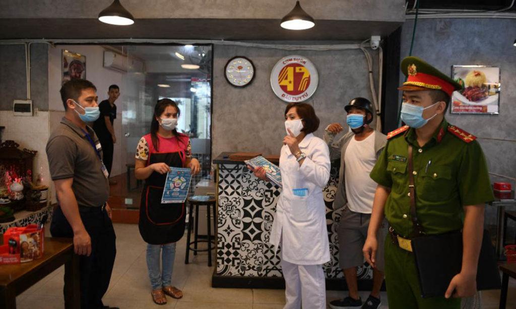 Hà Nội công bố 16 mức xử phạt vi phạm chống dịch, cao nhất 200 triệu đồng và 20 năm tù