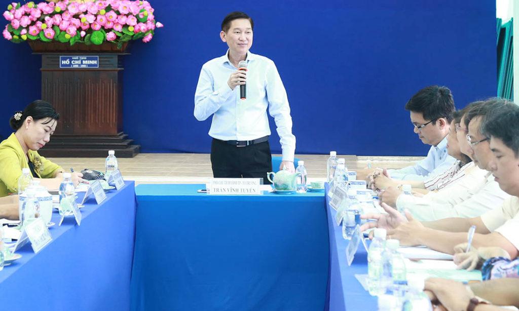 Truy tố cựu Phó Chủ tịch TP.HCM Trần Vĩnh Tuyến cùng 17 bị can vì gây thiệt hại 672 tỷ đồng