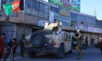 Taliban đã chiếm được khu vực biên giới của Afghanistan giao với Tajikistan và Uzbekistan