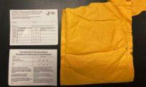 Tuần tra biên giới Mỹ thu giữ hàng nghìn thẻ vaccine COVID-19 giả từ Trung Quốc