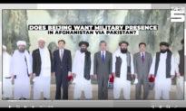 Việc ĐCSTQ ủng hộ Taliban sẽ đẩy chính chế độ này đến cạm bẫy và rắc rối