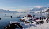 Hồ sơ bí ẩn Nam Cực [Radio]