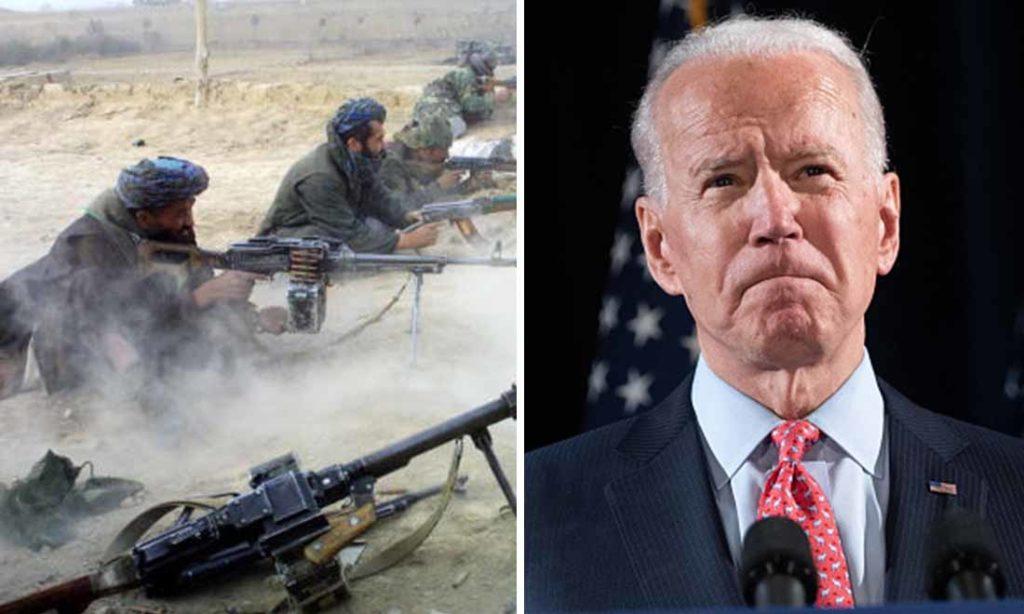 """Thảm họa Afghanistan: """"Đã đến lúc Joe Biden phải từ chức trong hổ thẹn"""""""