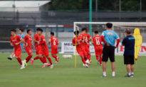 VFF huỷ V-League 2021, chi 350 triệu đồng thuê sân Mỹ Đình cho trận Việt Nam – Úc
