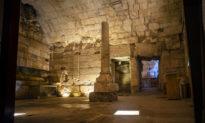 Khai quật được toà nhà tráng lệ trong đường hầm 2.000 năm tuổi ở Jerusalem
