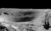Mặt trăng không có từ trường trong hầu hết lịch sử của nó, theo nghiên cứu mới