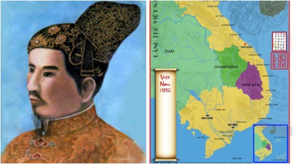 Thơ: Anh hùng đất Việt - Nguyễn Phúc Ánh (1) (Hoàng đế Gia Long)