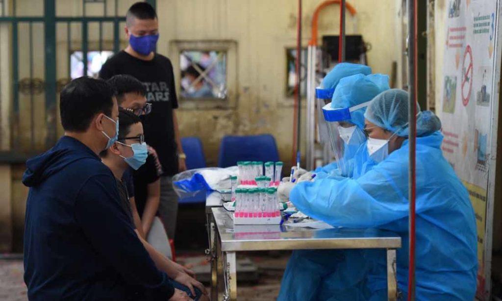 Thiếu vaccine, Hải Phòng ký công văn mượn tạm TP.HCM 500.000 liều vaccine Trung Quốc