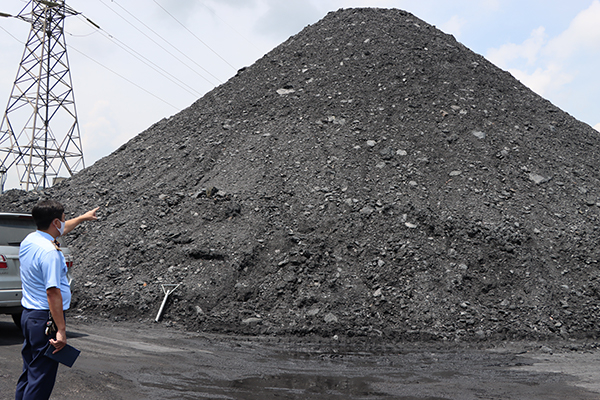 Phát hiện hơn 46.000 tấn than không rõ nguồn gốc tại 17 điểm ở Hải Dương