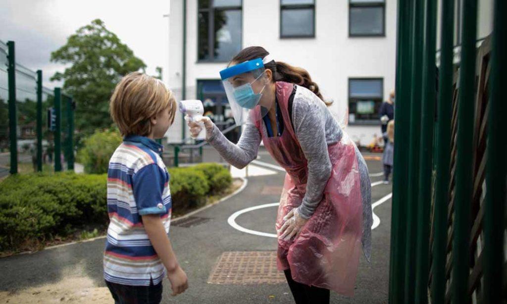Nghiên cứu: Trẻ em nhiễm Covid-19 có thể sinh ra kháng thể mạnh trong nhiều tháng