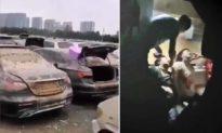 Rùng rợn tại hầm Trịnh Châu: Người sống suýt bị hỏa thiêu - chủ nhân của những chiếc xe ở đâu?