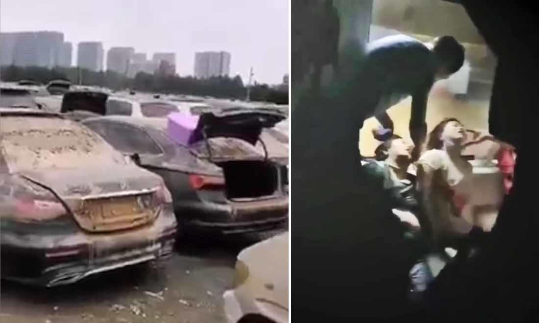 Rùng rợn tại hầm Trịnh Châu: Người suýt bị hỏa thiêu - chủ nhân của những chiếc xe ở đâu?