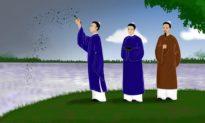 Thần tích nước Nam (Kỳ 11): Người thầy nhân đức và học trò Thủy thần