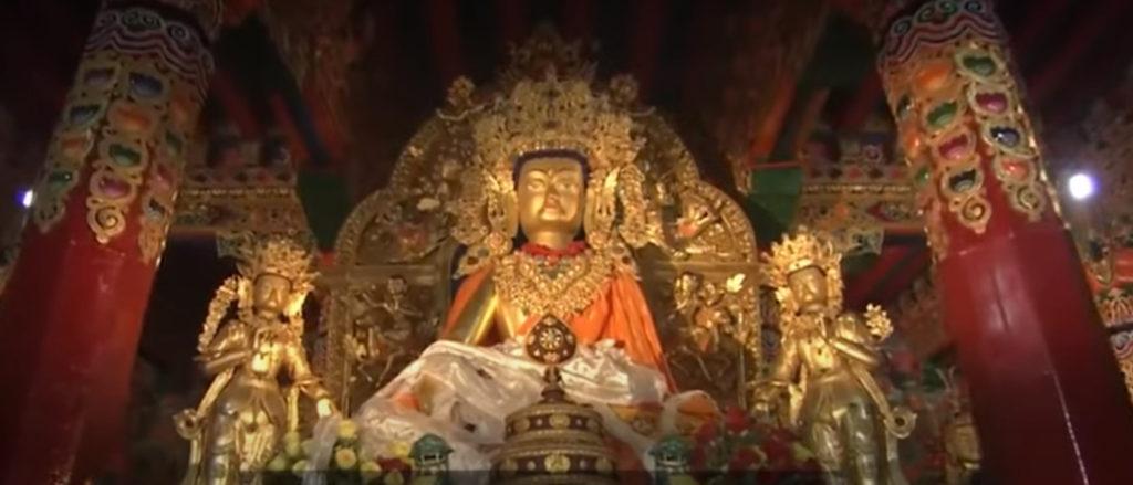 Nguồn gốc Mật tông Tây tạng: Vị tổ sư đầu tiên còn lâu đời hơn Phật Thích Ca rất nhiều [Radio]