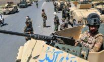 Trung Quốc sẵn sàng công nhận tính hợp pháp của Taliban nếu thủ đô Kabul thất thủ