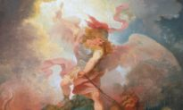 Tác phẩm 'Thiên thần trói buộc Satan': Sự lương thiện là chìa khóa đến thiên đường