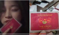 """Vụ cô gái khoe """"thẻ đỏ quyền lực"""" đi khắp Hà Nội không sợ chốt bị phạt 12,5 triệu đồng"""