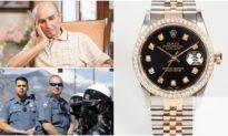 Trò lừa đảo tinh vi: Cảnh sát thật và Rolex giả - Hay là cảnh sát giả và Rolex thật?