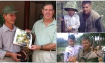 Cựu binh Mỹ quay lại Việt Nam sau 40 năm để thực hiện lời hứa với một cậu bé (Radio)