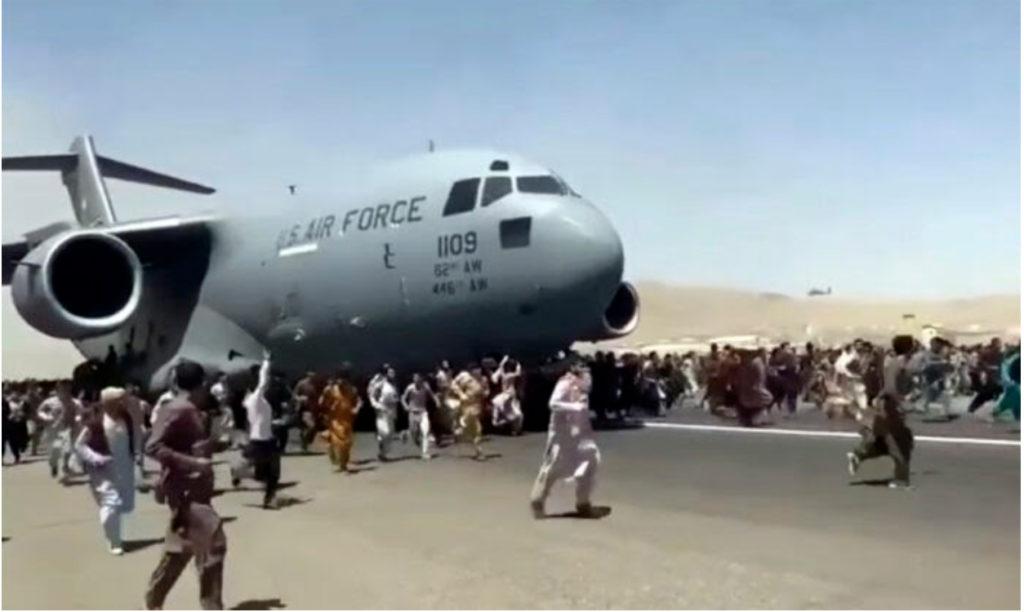 Bộ Ngoại giao Mỹ điều tra bê bối rút quân Afghanistan của chính quyền Biden