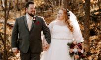Cặp đôi thừa cân tiết lộ cách họ đã cùng nhau giảm hơn 90kg chỉ trong 10 tháng