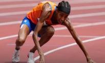 Đừng bao giờ từ bỏ: Sau cú ngã bất ngờ, VĐV Hà Lan vùng dậy mạnh mẽ và chiến thắng tại Olympic Tokyo