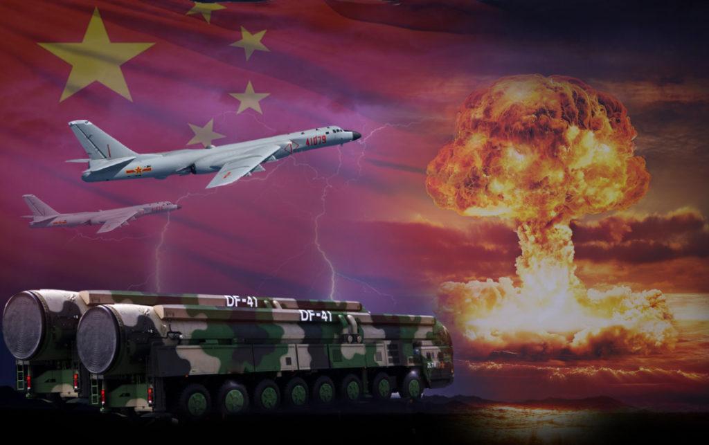 Bành trướng hạt nhân: Vũ khí của 'Trung Hoa mộng' và sự thất bại của hòa bình thế giới