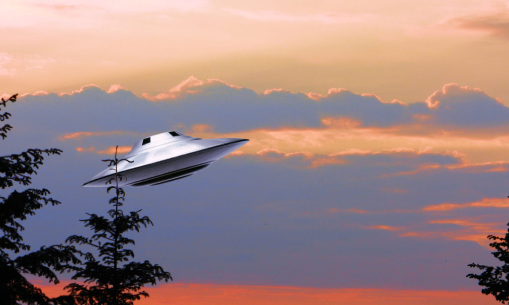 Khi dịch bệnh đang hoành hành, số lần nhìn thấy UFO ở Mỹ tăng gấp rưỡi