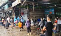 Hà Nội tiếp tục ghi nhận thêm 39 ca mới, với 35 ca phát hiện tại cộng đồng