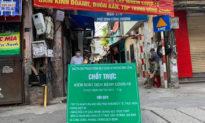 Trưa 4/8: Có thêm 24 ca nhiễm mới, Hà Nội lập chốt 'vùng xanh' để ngăn dịch
