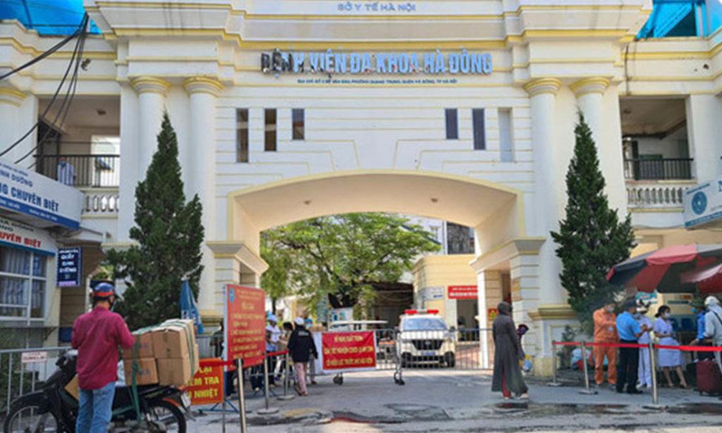 Hà Nội thêm 39 ca mới, có 18 ca là công nhân Bệnh viện Đa khoa Hà Đông
