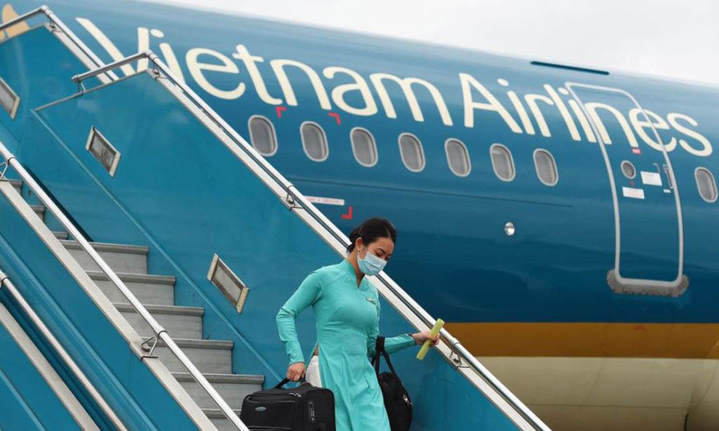 Dừng mọi chuyến bay chở khách giữa các địa phương đang giãn cách xã hội, nghỉ 4 ngày dịp 2/9