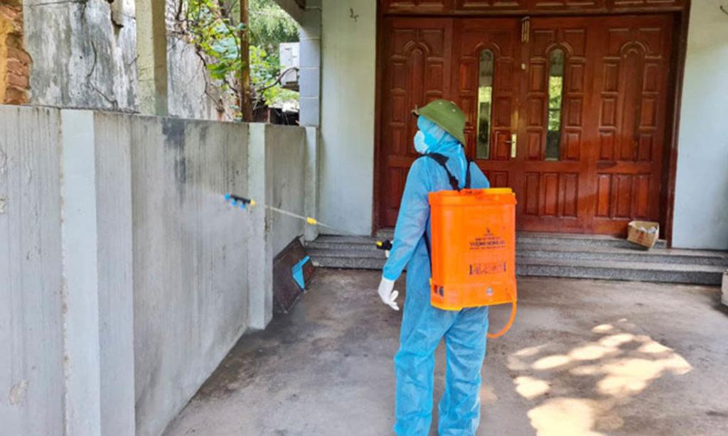 Hà Nội thêm 25 ca mắc COVID-19 mới, tìm người đến chợ Vĩnh Thịnh
