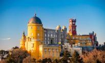 Một Bồ Đào Nha lộng lẫy: Cung điện Pena