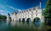 Lâu đài của các Quý bà: Lâu đài Chenonceau