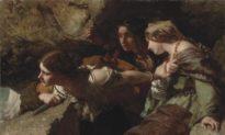 Lòng can đảm cho Sự cứu rỗi, Tình yêu và Sắc đẹp: Ý nghĩa từ bức tranh của James Sant