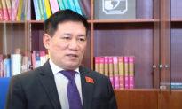 Sau phát ngôn 'ngân sách trống rỗng', Bộ trưởng Hồ Đức Phớc nói lại 'có thể do tôi nói tiếng Nghệ An'