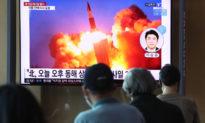 Triều Tiên lại bắn tên lửa đạn đạo tới vùng biển giữa Nhật Bản và bán đảo liên Triều